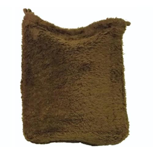 ◇湯たんぽ袋 ブラウン 0.6L用