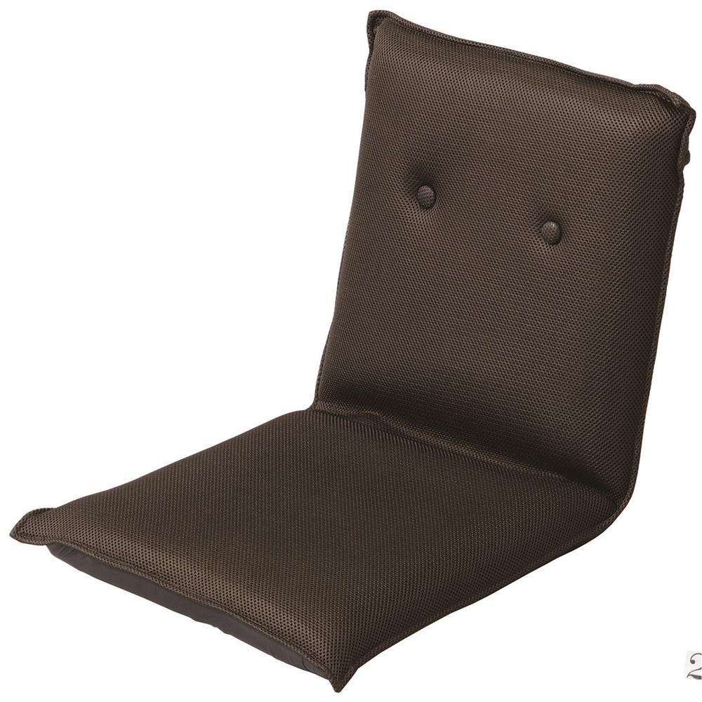 メッシュ座椅子 ブラウン KOH06−6504