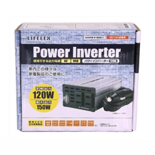 パワーインバーター120W KOT07−5315