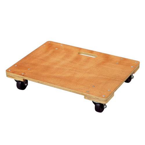 木製平台車 小 約30cm×45cm