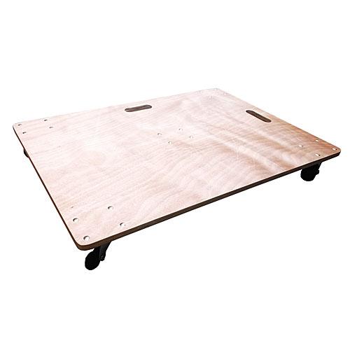木製平台車 大 約90cm×60cm