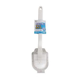 トイレブラシ 丸型 ホワイト KOK21−6345