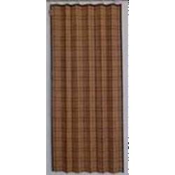 竹カーテン 焼竹 ブラウン 約100×170cm