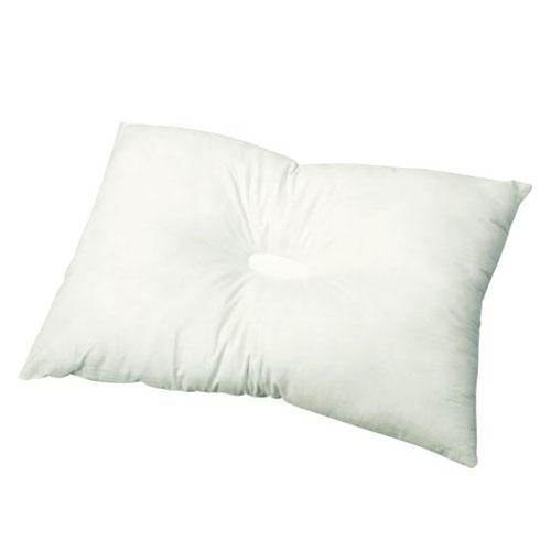 ウォッシャブル枕 くぼみ有り 約43×63cm