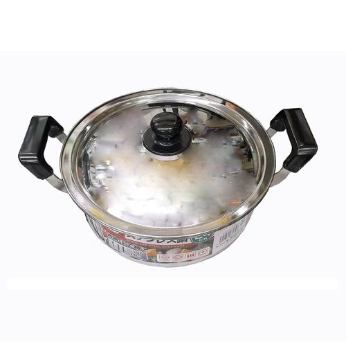 ステンレス鍋 24cm KHD05−2398