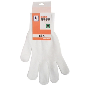 薄手手袋 1双 M JIM04−8504