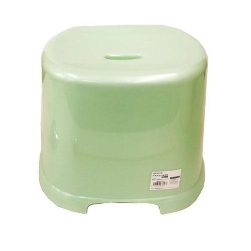 バススツール 32cm グリーン NAN21−8167