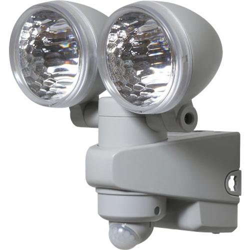 LEDセンサーライト乾電池式 1W×2灯 CK21−9668