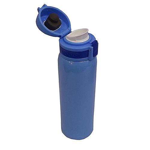 超軽量ワンタッチマグボトル 480ml スカイブルー KFY05−8619
