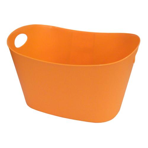 ランドリーバスケット オレンジ SL100027−2