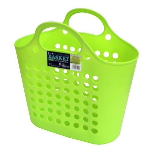 ランドリーバスケット ライトグリーン SL100024‐1