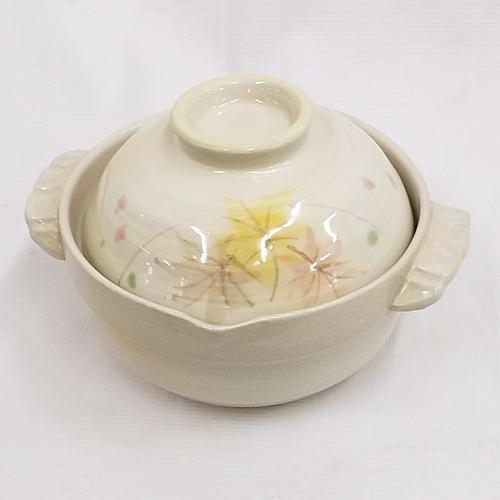 土鍋 もみじ ぞうすい鍋 KFY05−0381