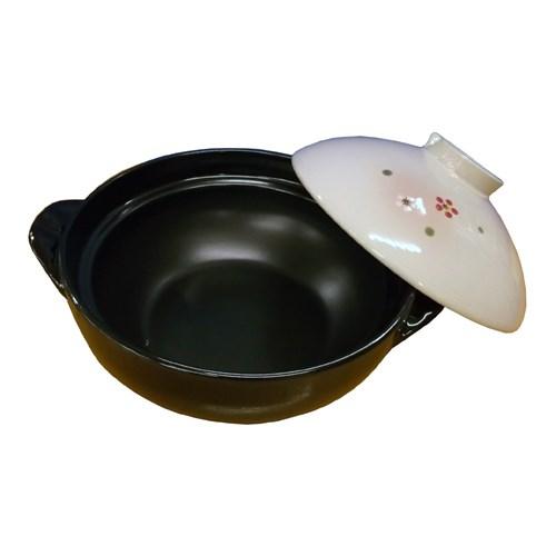 吹きこぼれにくい土鍋 小梅9号 KFY05−0480