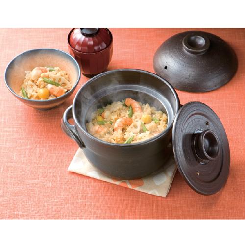 レンジで炊ける炊飯鍋2合炊き KFY05−1029