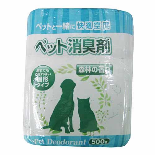 ペット用消臭剤置き型 森林