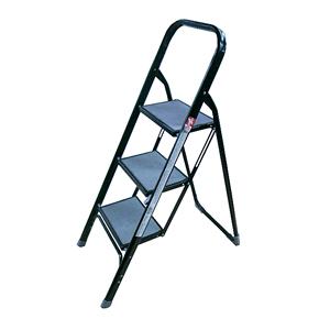 コーナンオリジナル 折りたたみ 踏台 脚立 ホールディング ステップ 3段 KLH10−5115 サイズ:約幅41×奥行77×高さ104cm