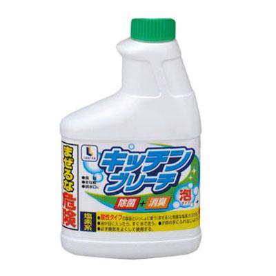 ○キッチンブリーチ 泡スプレー付替 400ml