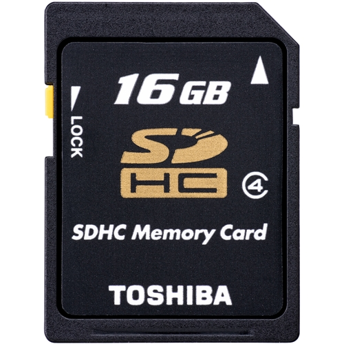 SDHCカード16GB SD−F016GTS