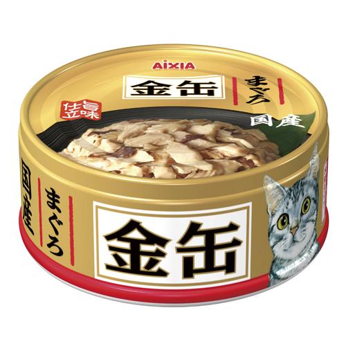 アイシア 金缶ミニ まぐろ70g