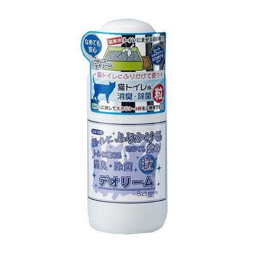 バクテレス デオリーム猫用 ボトル 220g