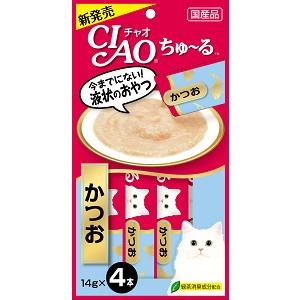 CIAO ちゅ〜る かつお 14g×4本