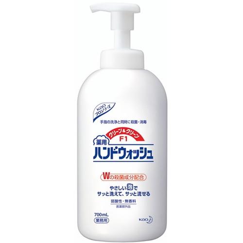 クリーン&クリーン 薬用ハンドウッォッシュ 本体