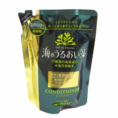 海のうるおい藻 コンディショナー つめかえ用 420ml