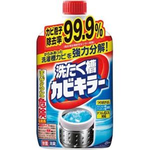 カビキラー 洗たく槽クリーナー 液体タイプ
