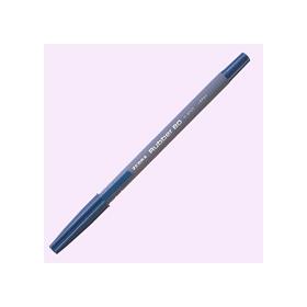 油性ボールペン ラバー80 0.7mm 青 341730