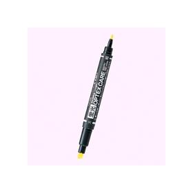 蛍光ペン 蛍光オプテックスケア 黄 WKCR1−Y 341776