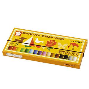 クレパス16色 LP16R
