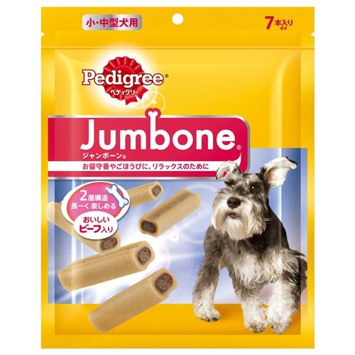 ペディグリースナック ジャンボーン 小・中型犬用 標準7本入