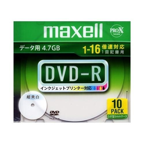 データ用DVD−R DR47WPDS1P10SA