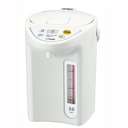 タイガー マイコン電動ポット 3.0L PDR−G301W