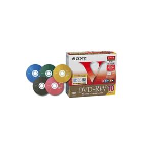 DVD-RW録画用CPRM対応 10DMW120GXT10枚