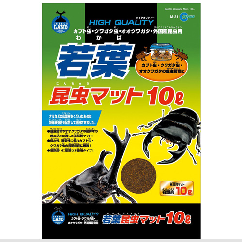 若葉昆虫マット 10L