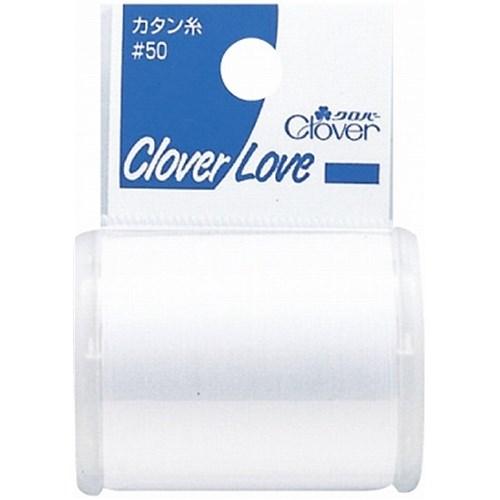 クロバーカタン糸50 白 77−725
