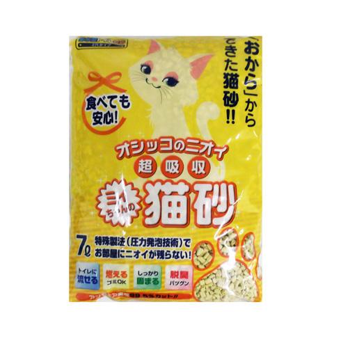 ミィちゃんの猫砂 2穴タイプ 7L