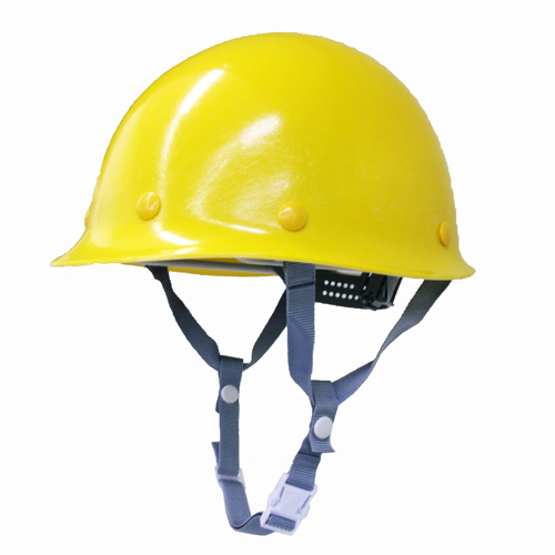 耐熱ヘルメット 黄 MP型 STー118EPZ