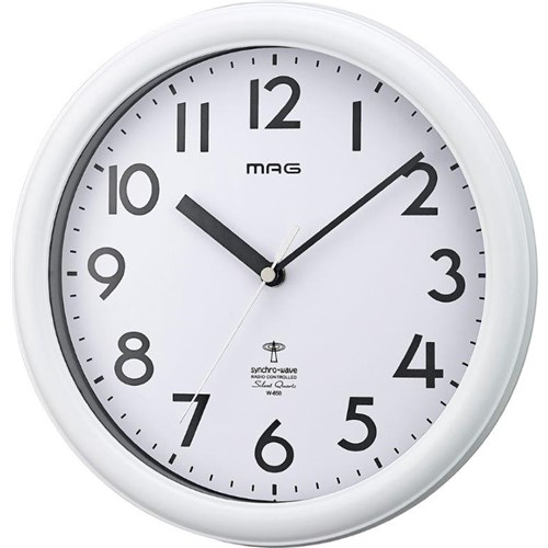 MAG電波掛時計カプタイン