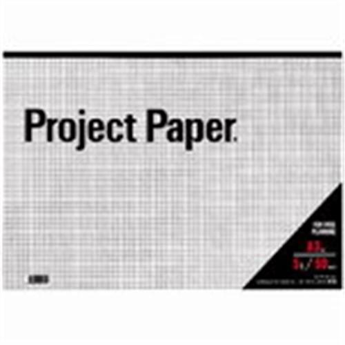 プロジェクトペーパーA3・5ミリ50枚