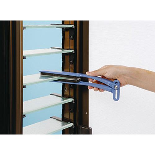 ルーバー窓クリーナー AZ336