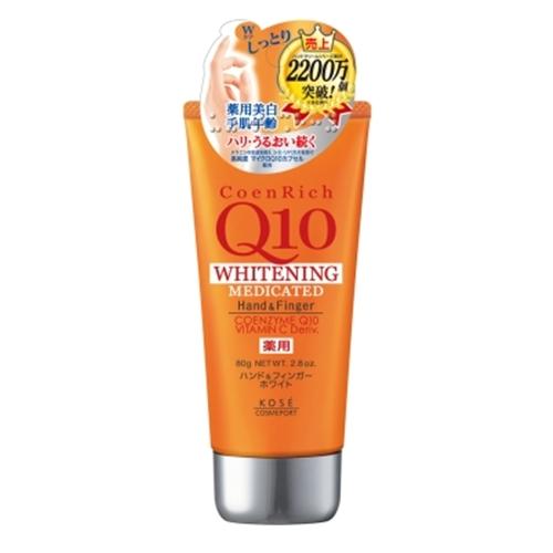 コエンリッチQ10 ホワイトハンドクリーム 80g