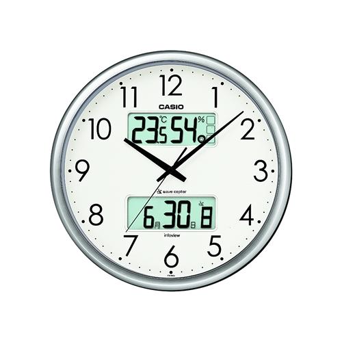 電波掛け時計 ITM−650J−8JF