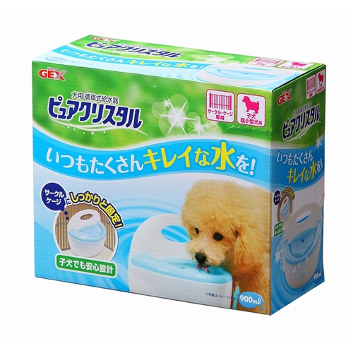 ピュアクリスタル サークル・ケージ 犬用