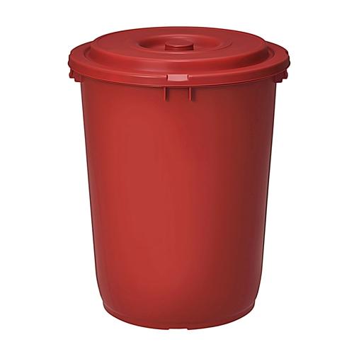 新輝合成 みそ樽 42型 ブラウン