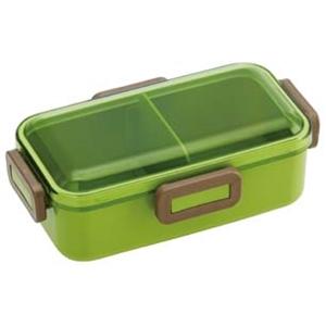 ふわっと弁当箱 530ml アースカラーグリーン PFLB6