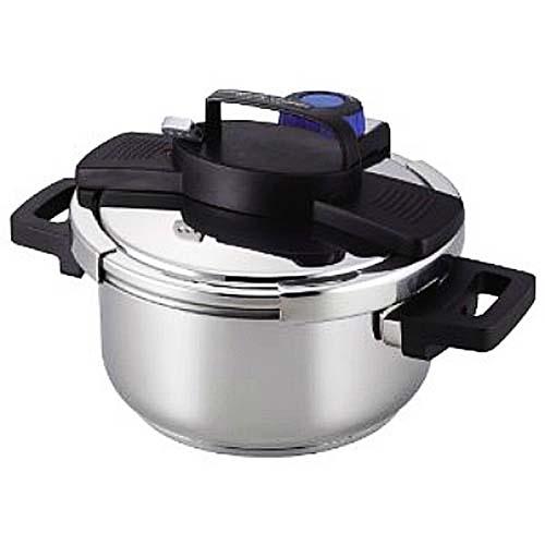 3層底圧力鍋4.0L H5388