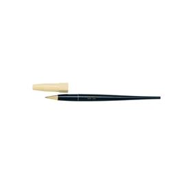 デスクペン ボールペン 0.7mm 黒 DB−500S#1 342813