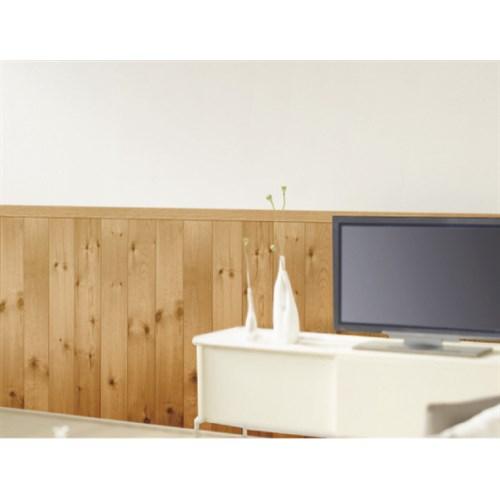 アクセント壁紙 WAP-508 BR腰壁 木目BR 約92×250cm